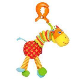 Vyklepaná žirafa TINY SMART, 0+m