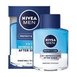 NIVEA FOR MEN voda po hol. 2v1 P&C 100ml č. 88569