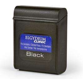 ELGYDIUM CLINIC dentální nit černá