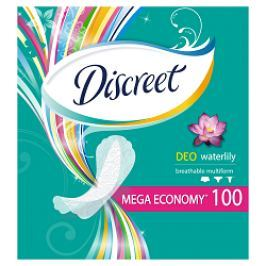 Discreet intimky Waterlily 100ks