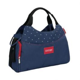 Badabulle taška Multipocket Dark Blue