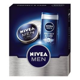 NIVEA set MEN Krém 75ml + SG Original 250ml
