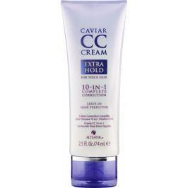 Alterna Caviar CC Cream Extra Hold silně tužící bezoplachový multifunkční krém 74 ml