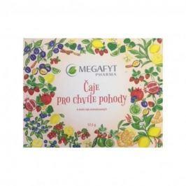 Megafyt Čaje pro chvíle pohody 6 druhů čajů 30ks
