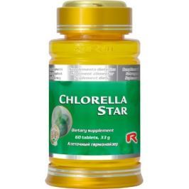 Chlorella Star 60 tbl