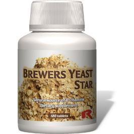 Brewers Yeast Star 60 tbl Na nervy