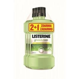 LISTERINE GREEN TEA 500ml 2+1