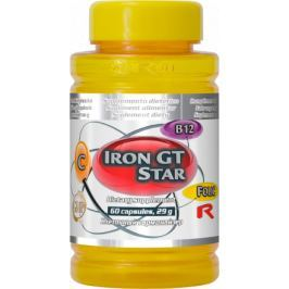 Iron GT Star 60 cps