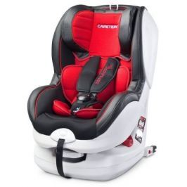 Autosedačka CARETERO Defender Plus Isofix red