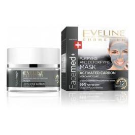 Facemed čistící a detoxikační maska s aktivním uhlím