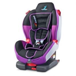 Autosedačka CARETERO Sport TurboFix purple