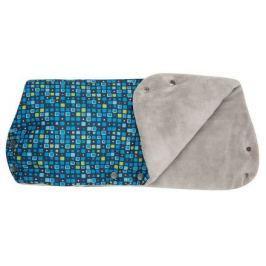 GMINI JUSTUS-rukávník 3000/3000 modrá potisk UNI z