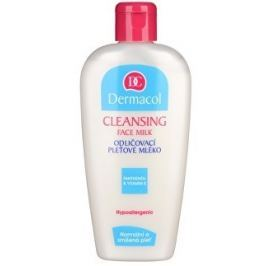 Dermacol Cleansing odličovací pleťové mléko 200ml