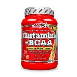 AMIX GLUTAMINE + BCAA POWDER 1000g lesní ovoce