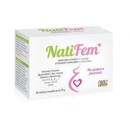 Natifem doplněk stravy 30x2.75g sáčky