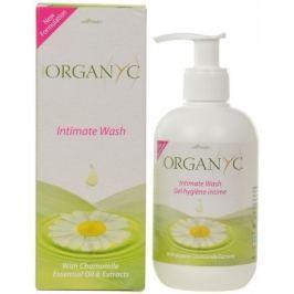 Bio gel Organyc na intimní hyg. s heřmánkem 250ml