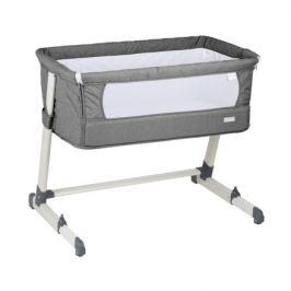 BabyGo postýlka Together Grey