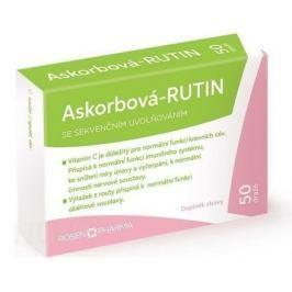 Rosen Askorbová RUTIN drg.50