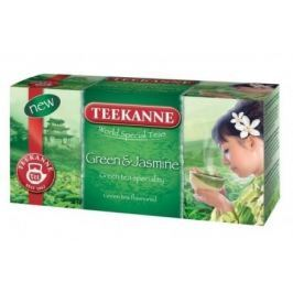 TEE World Spec.Teas Green&Jasmin20x1.75g
