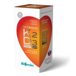 Biomin Vitamín K2+Vitamín D3 2000 PREMIUM 30 tbl.