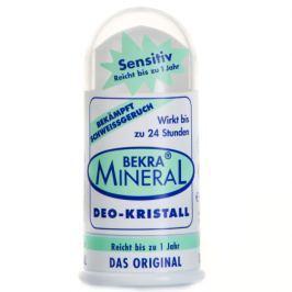 Minerální přírodní deodorant s Aloe vera tuhý krystal Bekra 100 g