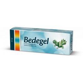Bedegel masážní gel na prořezávání zoubků 25ml