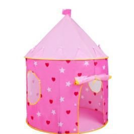 Dětský stan Bayo růžový