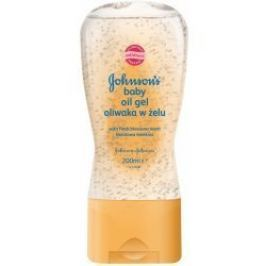 Johnson Baby olej. gel se svěží vůní květů 200 ml