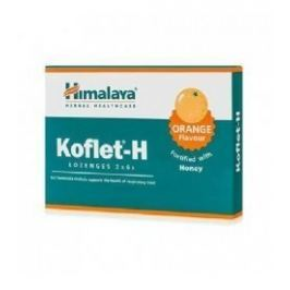 Koflet H Orange 12 pastilek