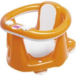 Sedátko do vany Flipper Evolution oranžová 45