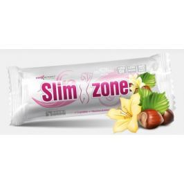 SLIM ZONE tyčinka vanilka+lískové ořechy 40g