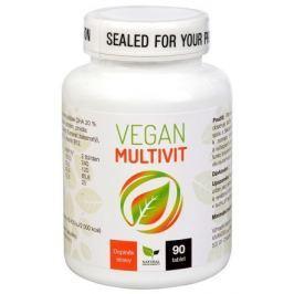 Natural Medicaments Vegan Multivit tbl.90
