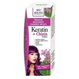 BIO KERATIN + CHININ vlasové masážní stimul.sérum 215ml