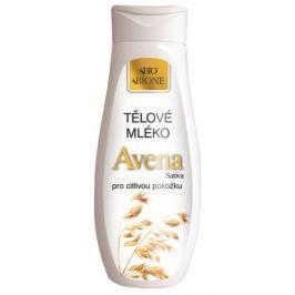 BIO AVENA Tělové mléko vyživující citl.pokožka 300ml