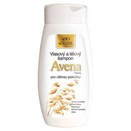 BIO AVENA Vlasový a tělový šampon 260ml