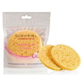 SUAVIPIEL COSMETICS DEMAKE UP SPONGE X2