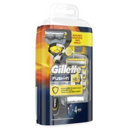 Gillette ProShield Flexball strojek + 4 hlavice