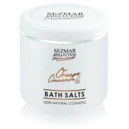 Koupelové soli Pomeranč & Skořiče 500 ml