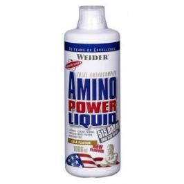 Weider, Amino Power Liquid, 1000 ml, brusinka