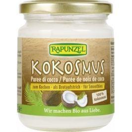 100% kokosová pasta Rapunzel 215g