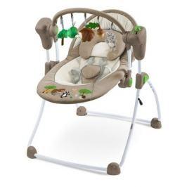 Dětská houpačka CARETERO FOREST brown