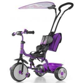 Dětská tříkolka Milly Mally Boby Delux 2015 purple