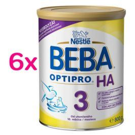 BEBA OPTIPRO HA 3 800g, 6x800g