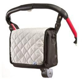 Taška na kočárek CARETERO Carry-on light grey