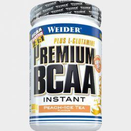 Weider, Premium BCAA, 500 g, Broskev-ledový čaj