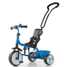Dětská tříkolka se zvonkem Milly Mally Boby 2015 blue