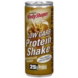 Weider, Low Carb Protein Shake, 250 ml,, Jahoda