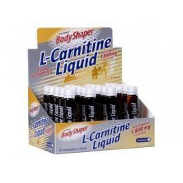 L-Carnitine Liquid, 1 x 25ml, Weider, Citrus