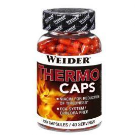 Weider, Thermo caps, 120 kapslí