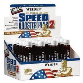 Weider Speed Booster Plus 2, 25 ml, Citrón - Cola